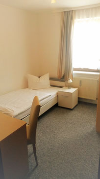 Einzelzimmer Hotel Krone Lindow bei Neuruppin, Kremmen, Rheinsberg, Oranienburg, Berlin