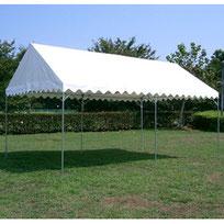 各種簡易テント