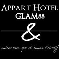 Appart Hotel spa - sauna privé GLAM88 Alsace Vosges