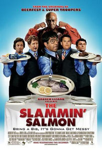 The slamming salmon