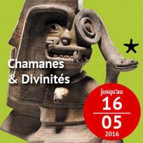 expo chamanes & divinités