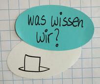 Beispiele Six Thinking Hats | der Weiße Hut | White Hat | Was wissen wir?