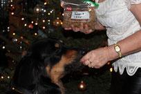 Rinderhack zu Weihnachten
