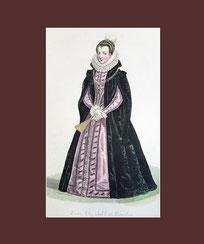 Queen Elizabeth of Bourbon