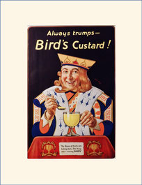 vintage; custard; playing-cards