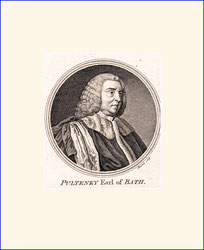 Pulteney, Earl of Bath