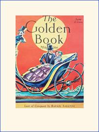 The Golden Book, art deco