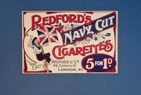 Redford's cigarettes