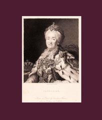 Queen Catherine of Russia