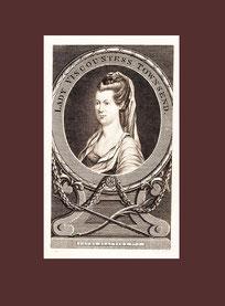 Lady Viscountess Townsend