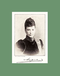 Empress Maria Feodorovna of Russia