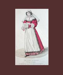 The  Court Laundress to Anne of Austria