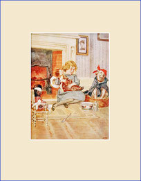 Nursery print, Gordon Browne