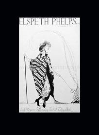 Elspeth Phelps, art deco