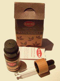 HEM ETHERISCHE OLIE 10 ML PATCHOULI