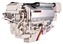 moteur auxiliaire QSK60 HPI