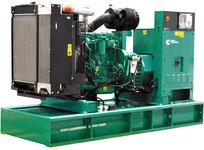 Generator set CPG