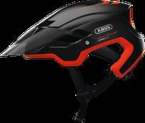 ABUS Fahrradhelm mit Visier In-Vizz Ascent
