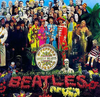 Sgt. Pepper's Lonely Hearts Club Band ビートルズ