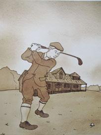 『ゴルフの本』5ページ目