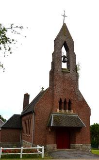 Eglise de Leforest, dédiée à la Sainte-Famille (Maurepas)