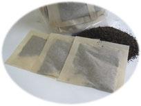 プーアール茶無漂白ティーバッグ