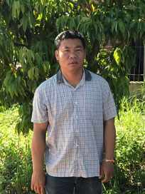 Mr Angkham, Technical Advisor Irrigation & Watersupply