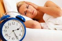 Hilfe bei Schlafstörungen.