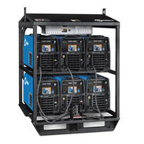Soldadoras Miller Multioperador XMT 304 and 350 Racks