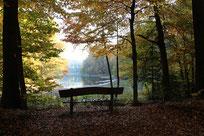 Ruhe im Herbst