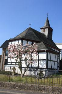 Ueckesdorf, St. Hubertus