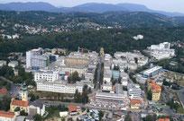 LKH-Univ. Klinikum Graz. © KAGes
