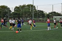 選抜中学生サッカー