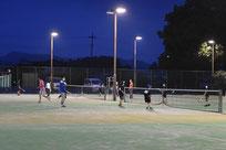 ジュニアソフトテニス