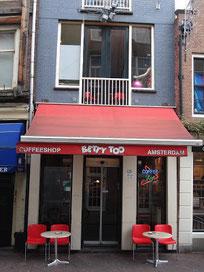 Coffeeshop Weedshop Betty Too Amsterdam
