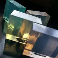 クリスタル透明石鹸講習アロマティカ手作り石鹸教室