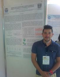 Christiaan Jardínez. Modelado QSAR usando descriptores químicos cuánticos en análogos de benzimidazoles con propiedades antiparasitarias.