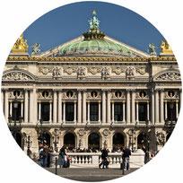 Visite guidée Opéra Garnier Paris XIXe siècle