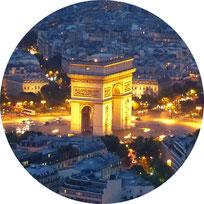 visite guidée arc de triomphe monument