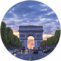 Visite guidée panoramique groupe paris