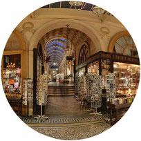 Visite guidée thématique XIXe siècle Galeries couvertes Paris