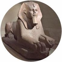 Visite guidée famille Louvre Egypte Paris