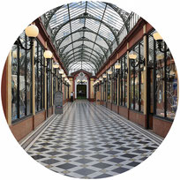 Visite guidée Passages couverts Paris