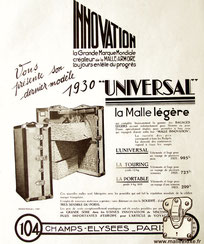 old innovation trunk