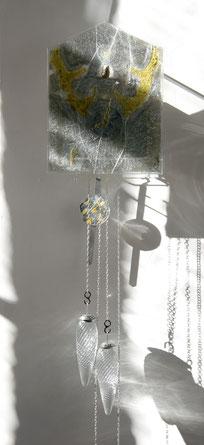 Kuckucksuhr aus Glas, 1-Tages-Werk