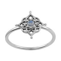 925 sterling zilver crown ring