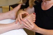 Fussreflex: Emmenbrücke Massage Praxis Corinne Seeberger