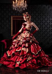 和ドレス フォトウェディング
