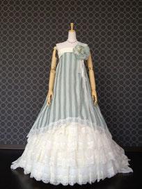 前撮りドレス
