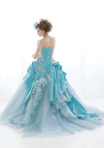 カラードレス 洋装前撮り